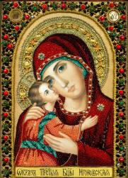 Икона Божья Матерь Игоревская