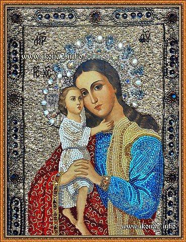 Богородица Взыскание погибших