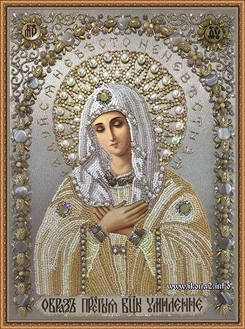 icon of the Mother of God Umilenie