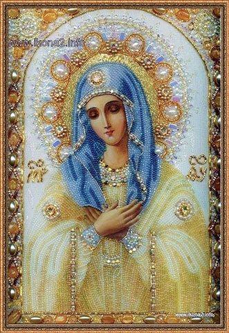 Молитва Богородице Умиление